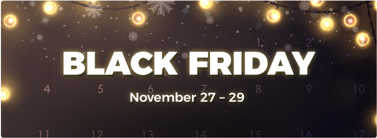 black friday sales are here hyperedge embed
