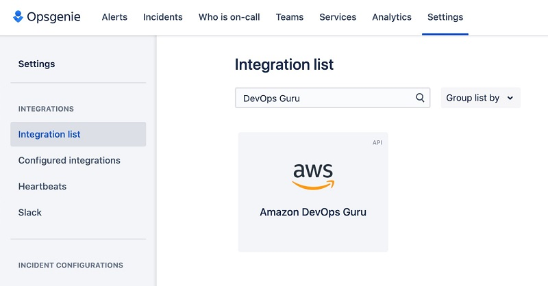 delivering operational insights directly to your on call team by integrating amazon devops guru with atlassian opsgenie 1 hyperedge embed