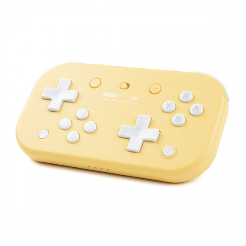 8BitDo Lite Bluetooth Gamepad - Yellow