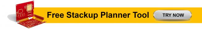 Stackup Planner by Sierra Circuits