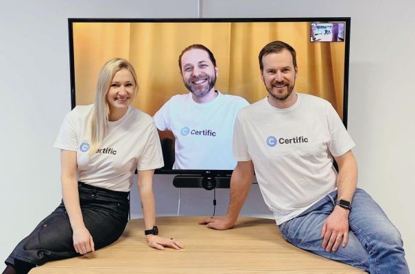 certific a health tech startup from the founder of transferwise aims to be the rails for certified home testing hyperedge embed image