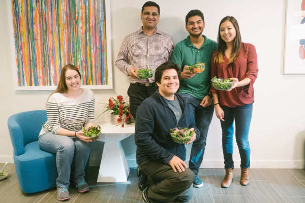 doordash acquires salad making robotics startup chowbotics hyperedge embed image