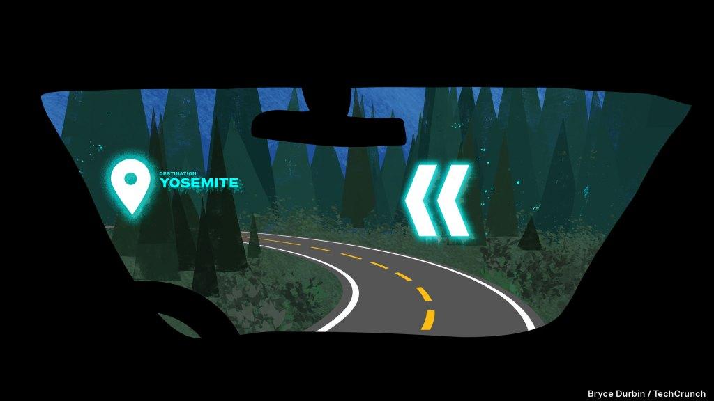 hologram-car-interface