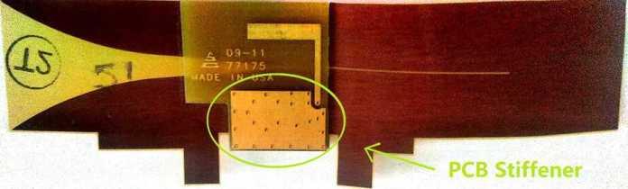 FR4 Stiffener for flex PCB