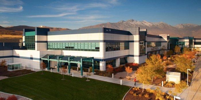 Micron facility in Lehi Utah