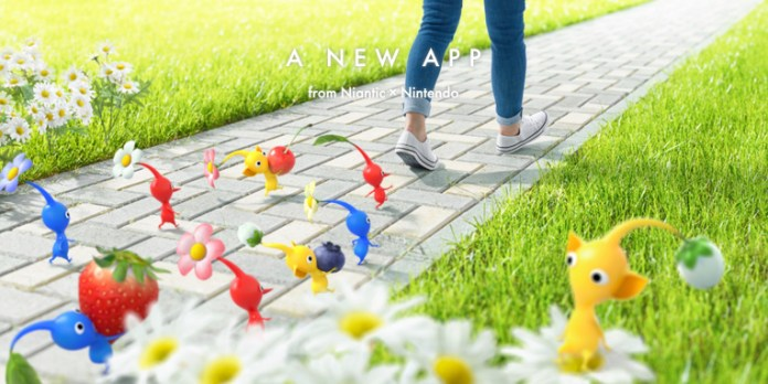 niantic announces partnership with nintendo on new augmented reality pikmin title hyperedge embed image