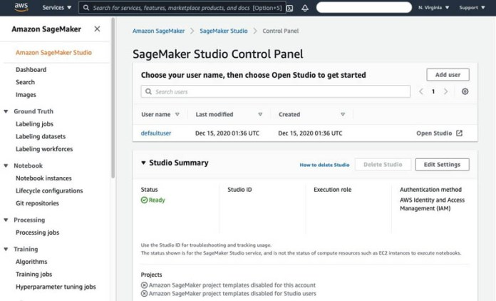 perform interactive data processing using spark in amazon sagemaker studio notebooks 4 hyperedge embed image