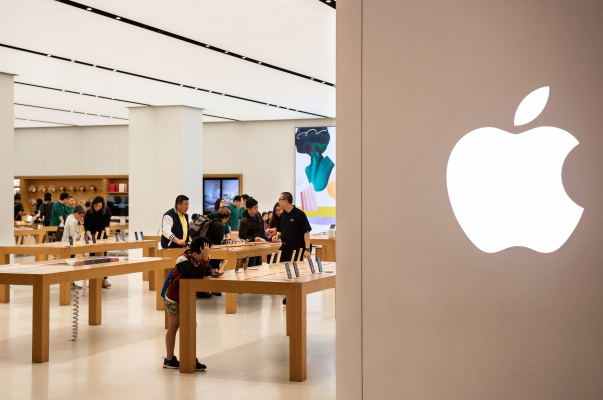 apple sales bounce back in china as huawei loses smartphone crown hyperedge embed image