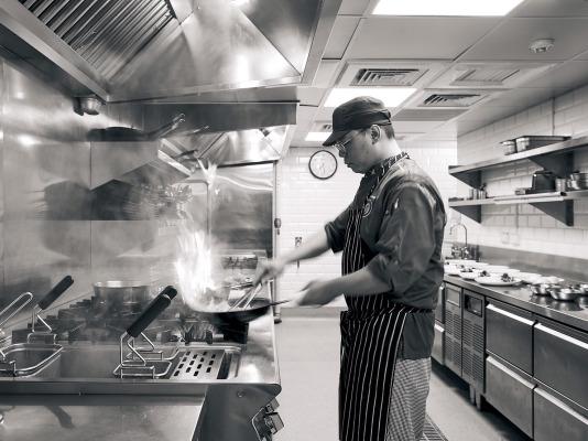 cloud kitchen startup justkitchen to go public on the tsx venture hyperedge embed