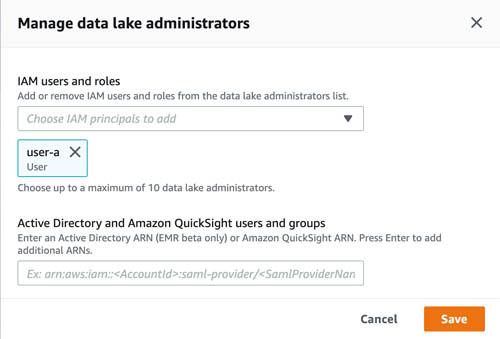 enable cross account access for amazon sagemaker data wrangler using aws lake formation 2 hyperedge embed image