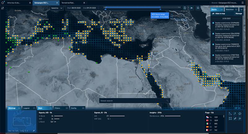 hawkeye 360 uses amazon sagemaker autopilot to streamline machine learning model development for maritime vessel risk assessment hyperedge embed
