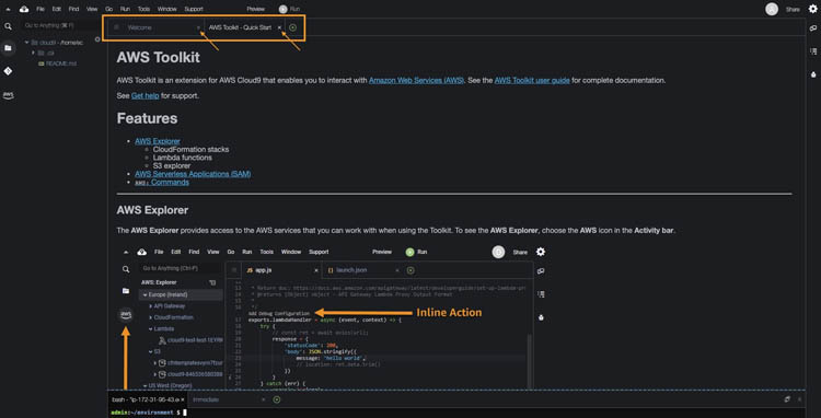 perform medical transcription analysis in real time with aws ai services and twilio media streams 10 hyperedge embed image