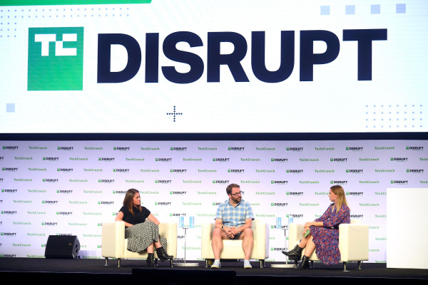 startup alley at techcrunch disrupt 2021 is filling up fast apply today hyperedge embed image