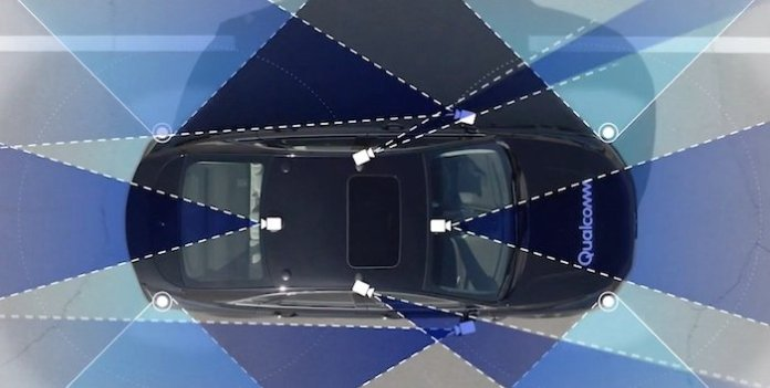 Built on a 5nm process, the platform is said to offer sensor fusion and road world visualization