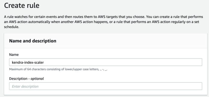 automatically scale amazon kendra query capacity units with amazon eventbridge and aws lambda 10 hyperedge embed image