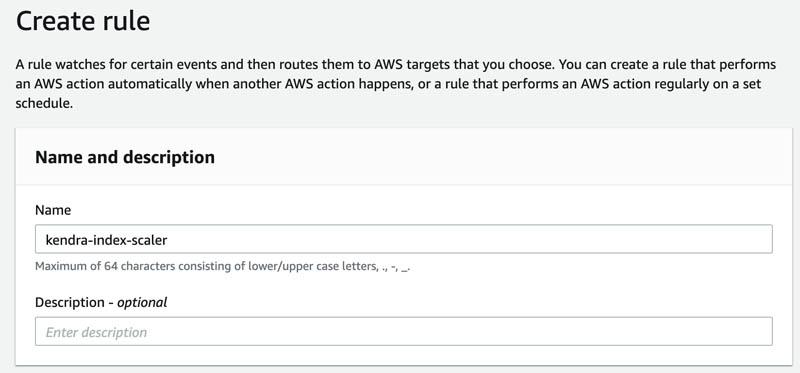 automatically scale amazon kendra query capacity units with amazon eventbridge and aws lambda 10 hyperedge embed