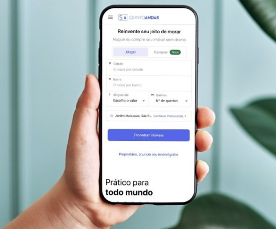 brazilian proptech startup quintoandar lands 300m at a 4b valuation hyperedge embed image