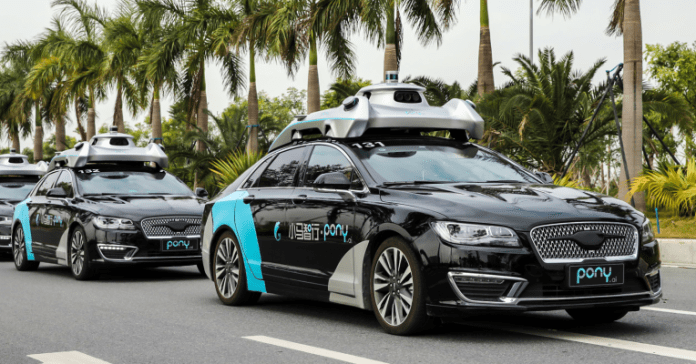 chinese startup pony ai can now test driverless vehicles in three california cities hyperedge embed image