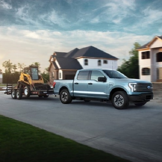 ford f 150 lighting electric pickup to have level 2 autonomous driving hyperedge embed image
