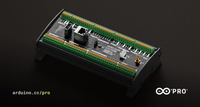 The Arduino Portenta Machine Control
