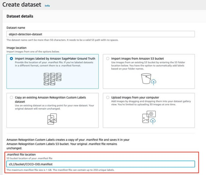 build an automatic inventory solution with public datasets and amazon rekognition custom labels 2 hyperedge embed image