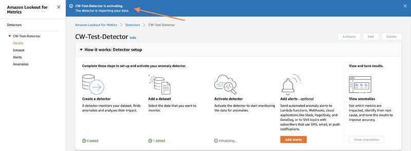 connect to your amazon cloudwatch data to detect anomalies and diagnose their root cause using amazon lookout for metrics 15 hyperedge embed image