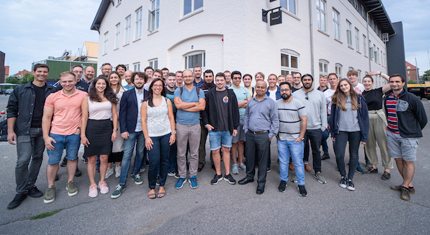 denmarks templafy raises 60m for its b2b saas platform that does business document creation hyperedge embed image