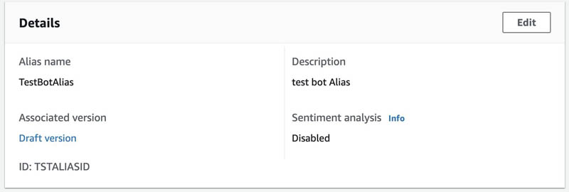 interact with an amazon lex v2 bot with the aws cli aws sdk for python boto3 and aws sdk for dotnet 4 hyperedge embed image