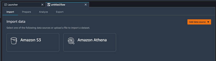 prepare data from snowflake for machine learning with amazon sagemaker data wrangler 3 hyperedge embed