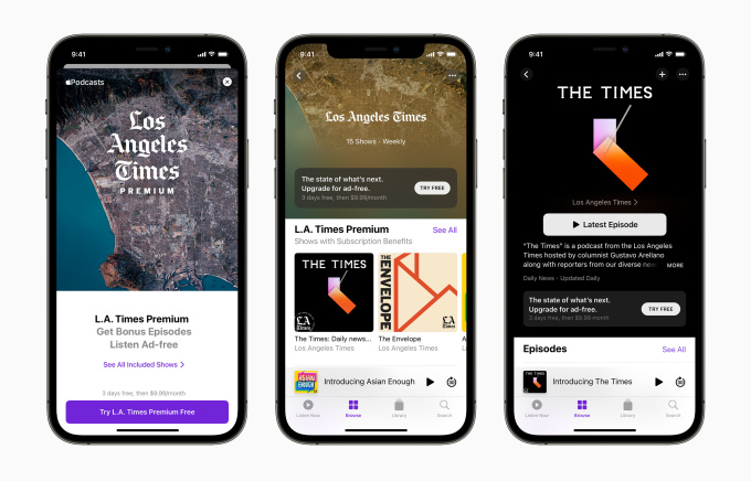 this week in apps spotify debuts a clubhouse rival facebook tests audio rooms in us amazon cuts appstore commissions hyperedge embed image