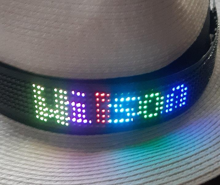 use your smartphone to control wilson the iot hat hyperedge embed