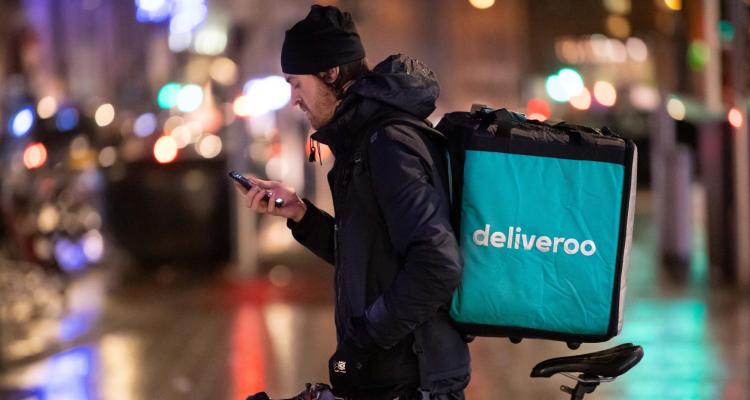 deliveroo could leave spanish market ahead of on demand labor reclassification hyperedge embed
