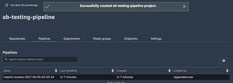 dynamic a b testing for machine learning models with amazon sagemaker mlops projects 20 hyperedge embed