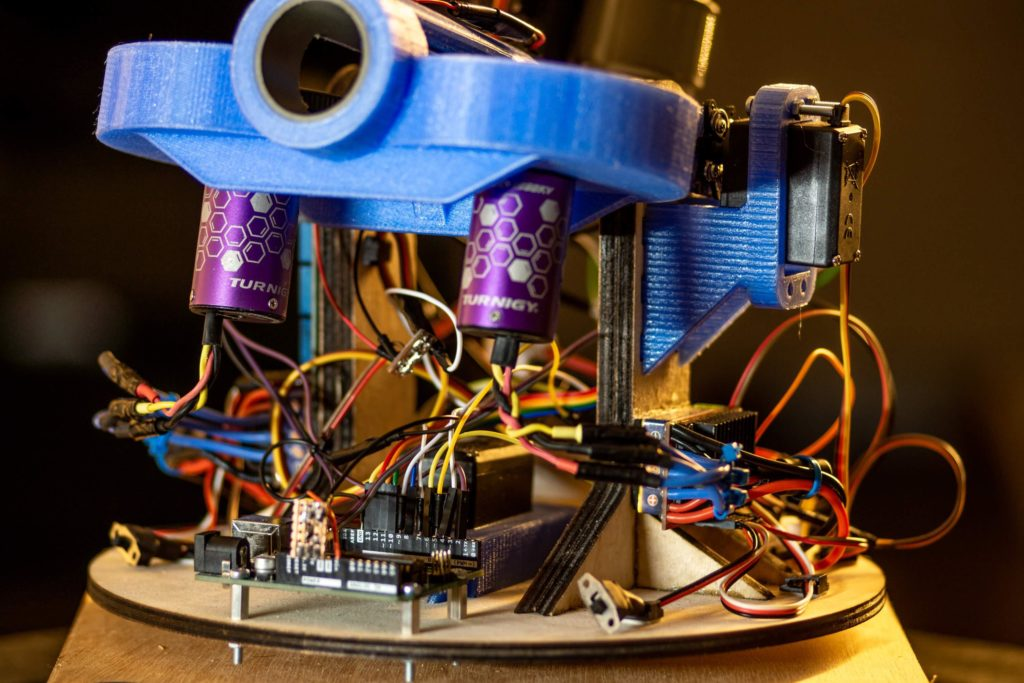 fire foam balls from this arduino based wireless nerf sentry turret 2 hyperedge embed
