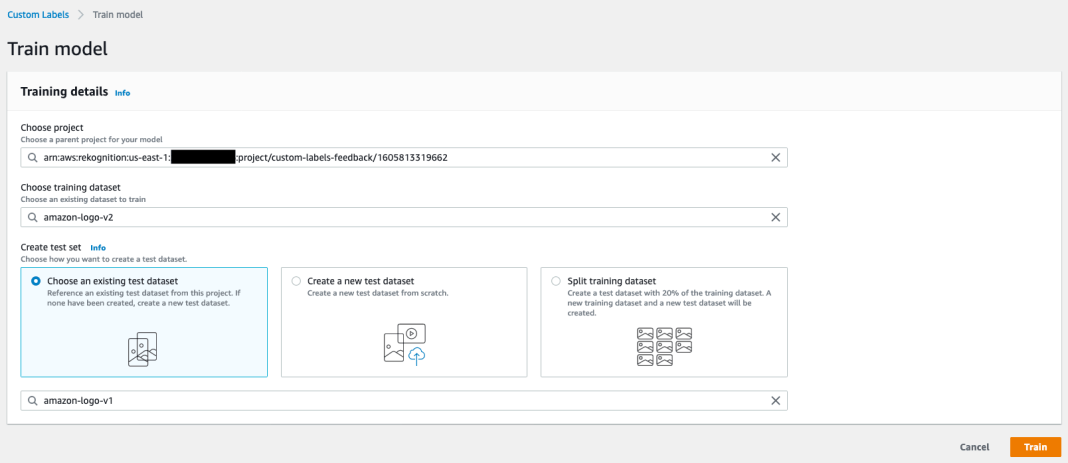 simplify data annotation and model training tasks with amazon rekognition custom labels 1 hyperedge embed image