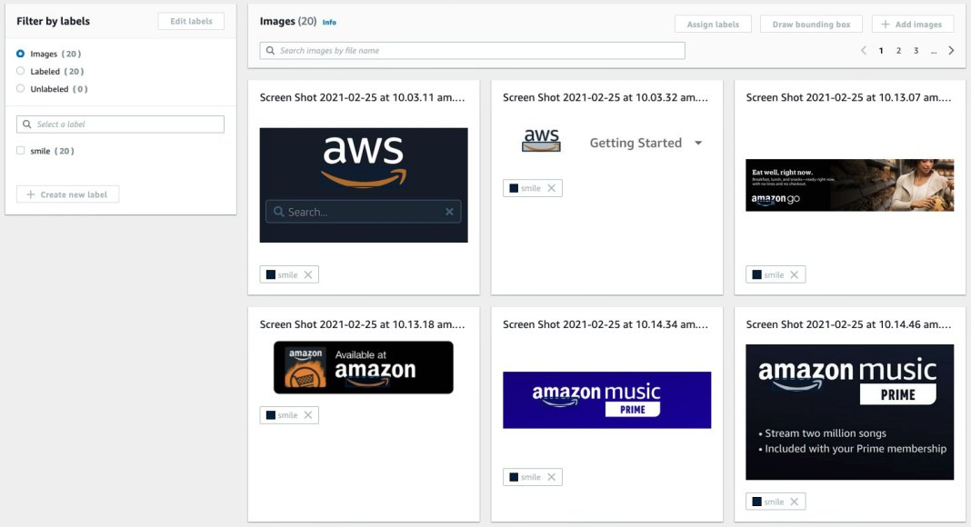 simplify data annotation and model training tasks with amazon rekognition custom labels 15 hyperedge embed image
