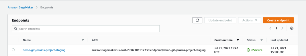 create amazon sagemaker projects using third party source control and jenkins 44 hyperedge embed