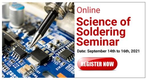 Soldering Seminar by Jim Smith_Sept 2021