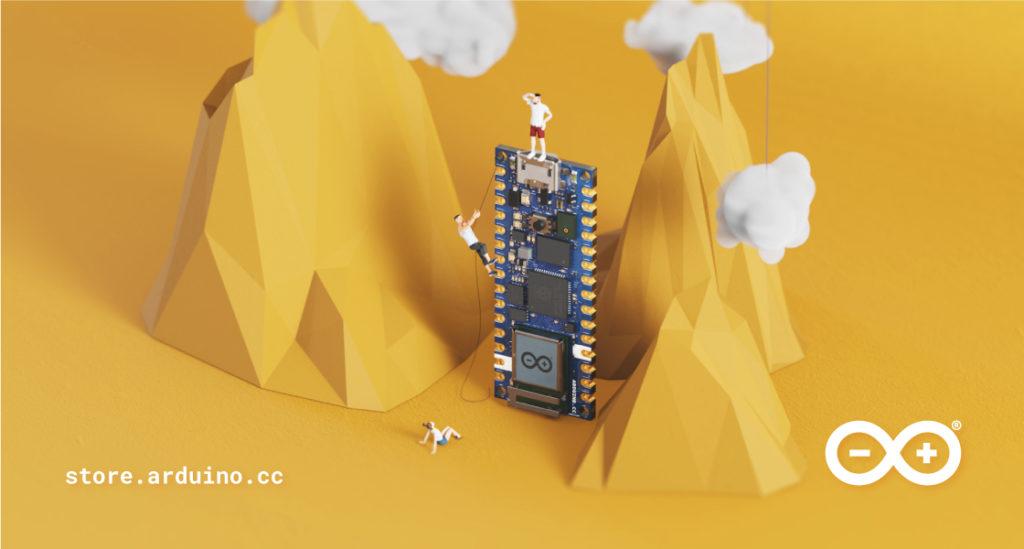 Python for Nano RP2040 Connect