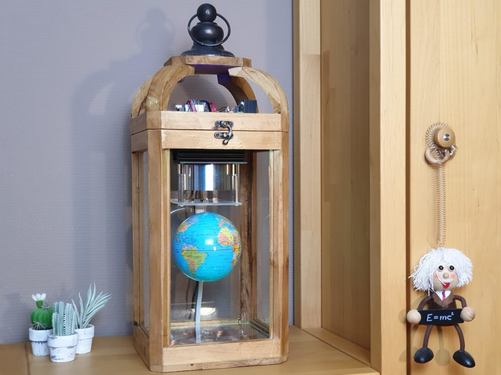this magnetically levitated globe is an attractive piece of home decor hyperedge embed