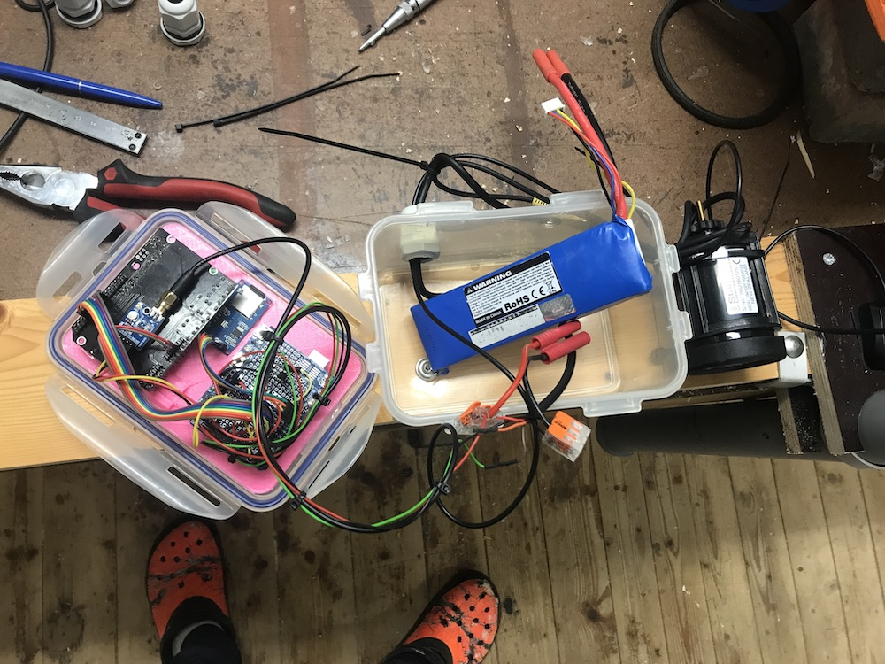 diy 3d water depth mapping with arduino 1 hyperedge embed
