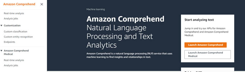 extract custom entities from documents in their native format with amazon comprehend hyperedge embed