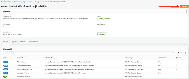 manage your amazon fraud detector resources in an automated and secure manner using aws cloudformation 20 hyperedge embed