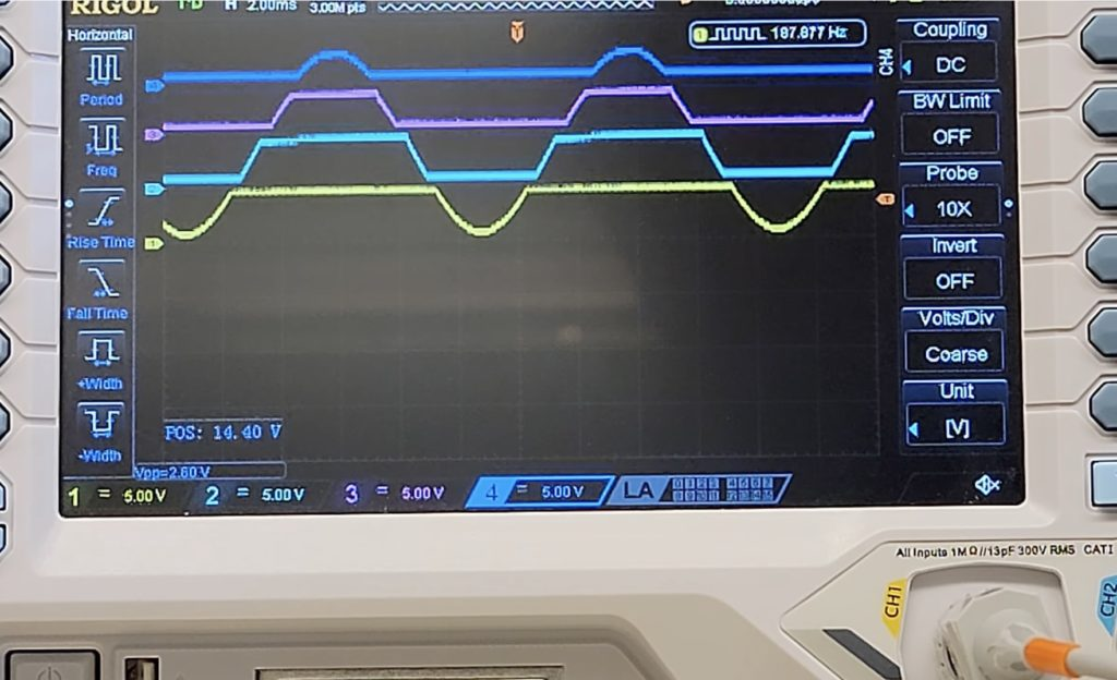 measuring 20v signals on an arduino uno with a quantizer 1 hyperedge embed