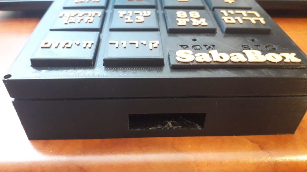 sababox is an easy to use remote for the elderly 1 hyperedge embed