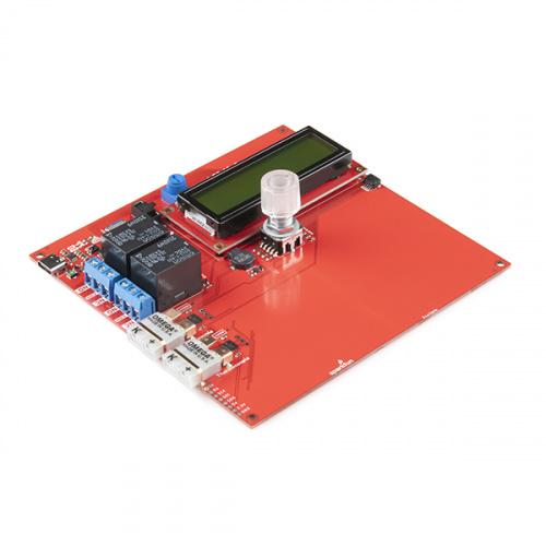 SparkFun Toaster Oven Reflow Control Board