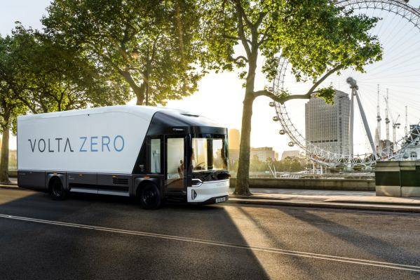 volta trucks raises e37 million to bring electric delivery trucks to the streets of london and paris hyperedge embed