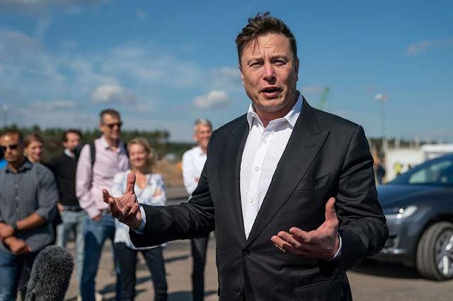 Elon Musk, Richest person