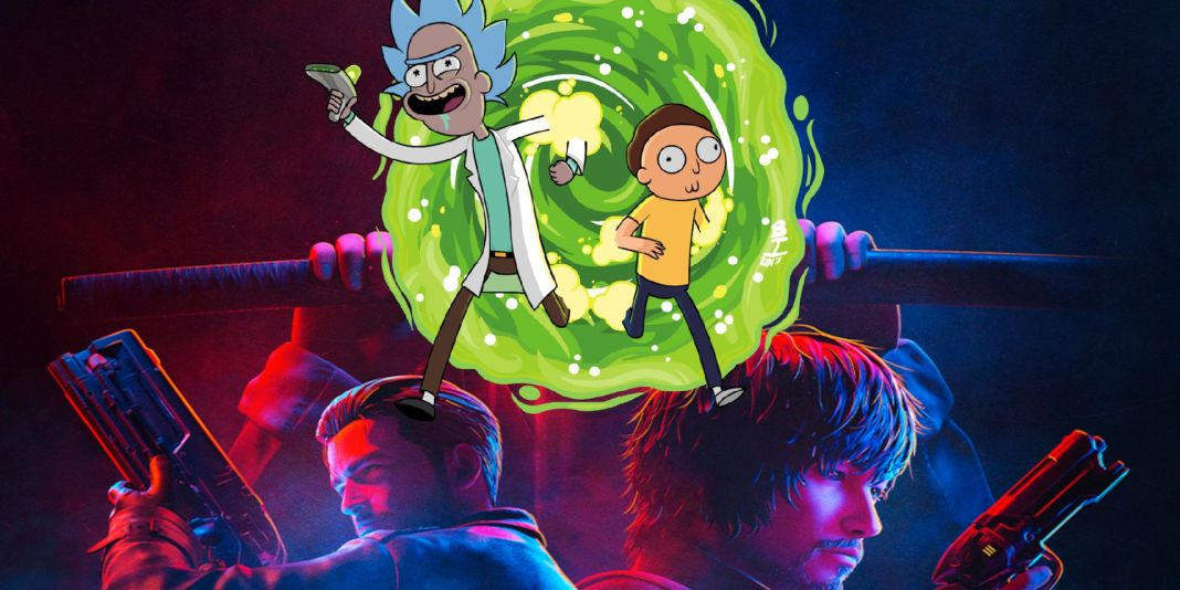 adult swim festival 2021 has rick morty panel live streams more hyperedge embed