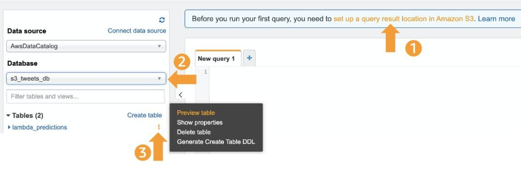 build a system for catching adverse events in real time using amazon sagemaker and amazon quicksight 2 hyperedge embed
